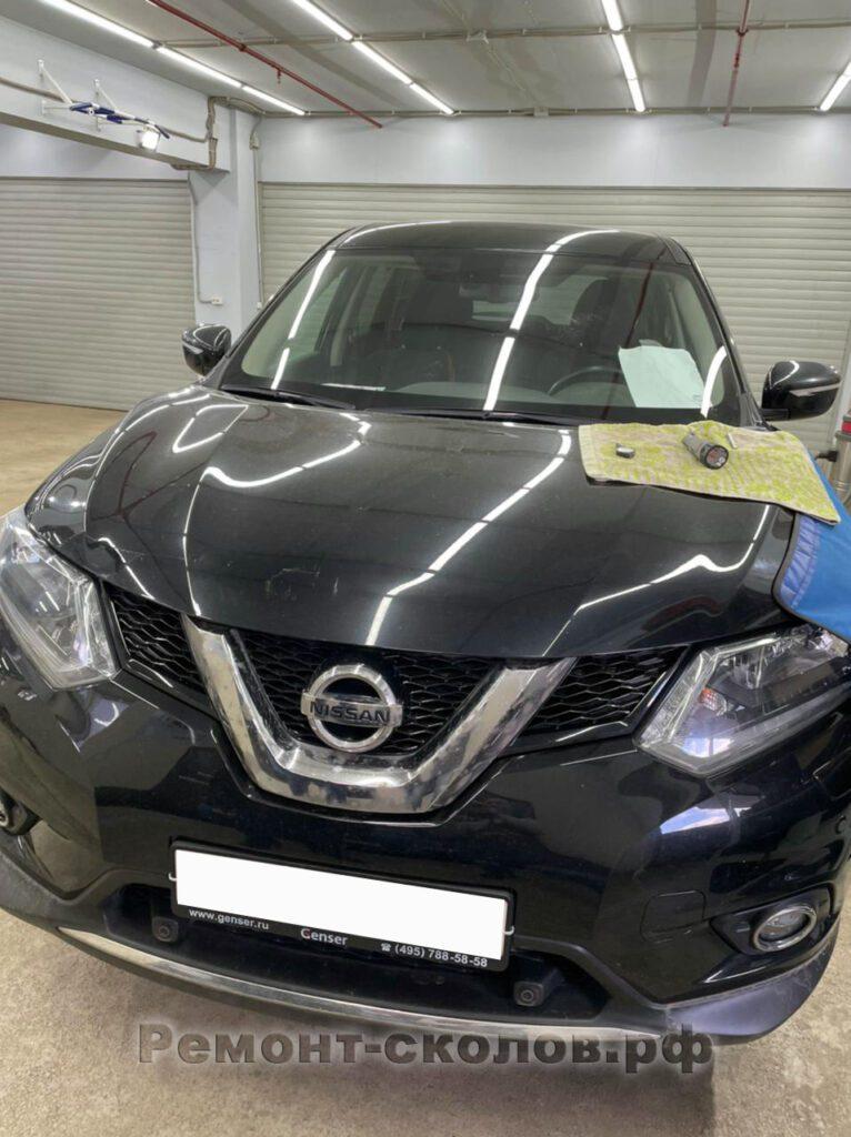 Ремонт лобового стекла Nissan на Профсоюзной